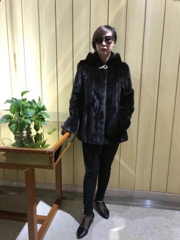 水貂中衣【7312-SHG-B1a】